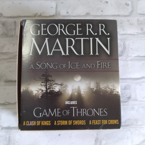 Game of Thrones | A Song of Ice and Fire Books